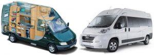 ¿qué autocaravana me conviene? La Furgo Camper Van?