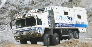 Autocaravana grande Action Mobile
