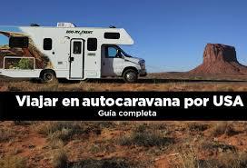 vacaciones en autocaravana