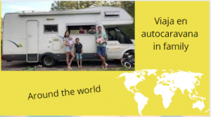 turismo familiar en autocaravana