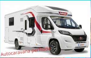 Autocaravana Perfilada: alquiler de autocaravanas online