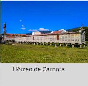 Hórreo de Carnota.