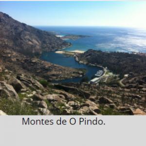 Montes de O Pindo.