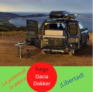 Furgo Dacia Dokker