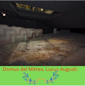 Domus del Mitreo, Lugo.