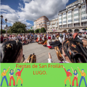 Fiestas de S. Froilán, Lugo.