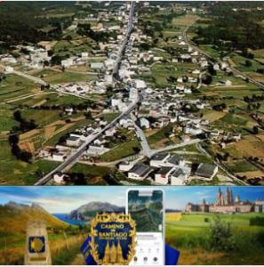 El Camino Norte de Santiago, Guitiriz.