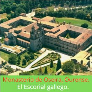 Monasterio de Oseira.