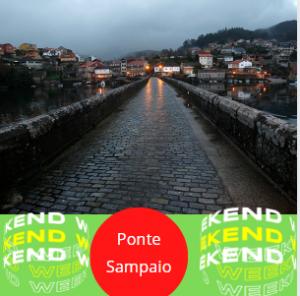 Ponte Sampaio, Pontevedra.