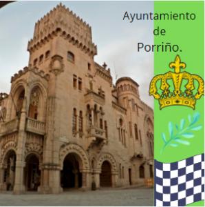 Porriño, Ayuntamiento.