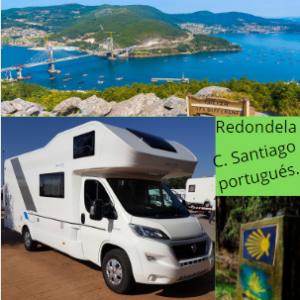 Camino de Santiago portugués, Redondela.