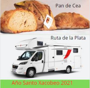 Pan de Cea, con denominación geográfica, en la ruta de la plata.