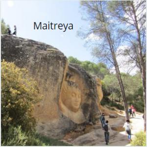 La Ruta de las Caras: Maitreya.