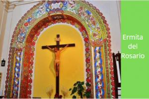 Ermita del Rosario en Chinchón
