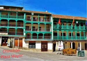 Rincón de la Plaza Mayor