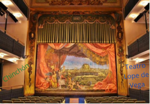 """Teatro """"Lope de Vega"""""""