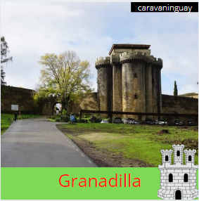 Pueblos con encanto en autocaravana: Granadilla